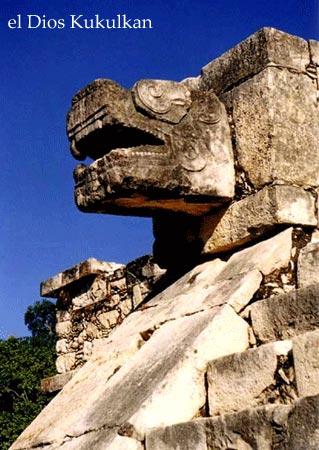 KUKULCAN- El gavilán, símbolo de la Fuerza Creadora del Tercer Logos