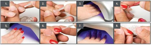 Gelish-Process