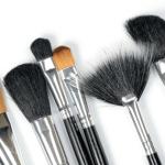 Brochas de maquillaje multiuso