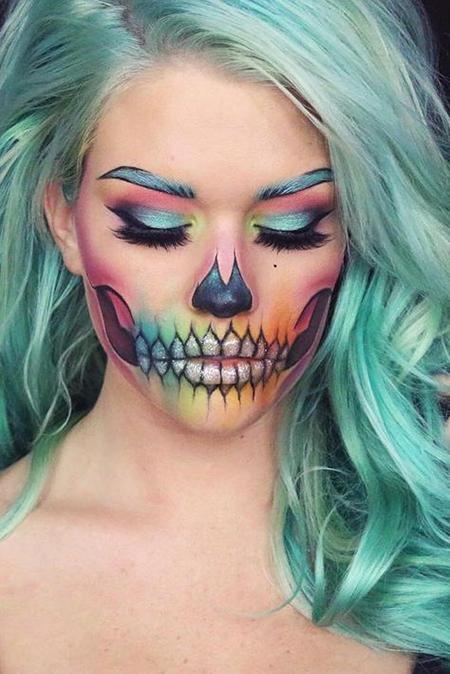 2096cf2cee79e57a236b4ea0e20ce262 - Maquillaje Halloween