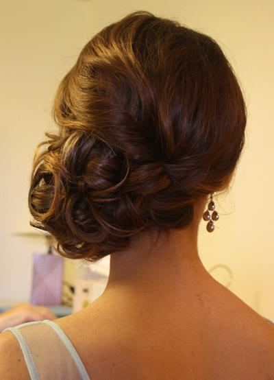 6 peinados para novia recogidos Vorana Blog