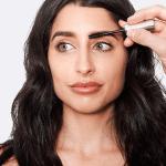 Engrosa las cejas en 4 pasos