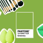 Empieza tu colección Greenery, el color Pantone del año.