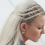 Trend Alert: Microbraids para el cabello