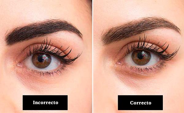 Delinear las cejas correctamente para ir al trabajo