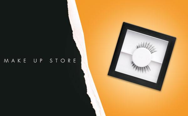 pestañas postizas Make Up Store comprar en México Vorana