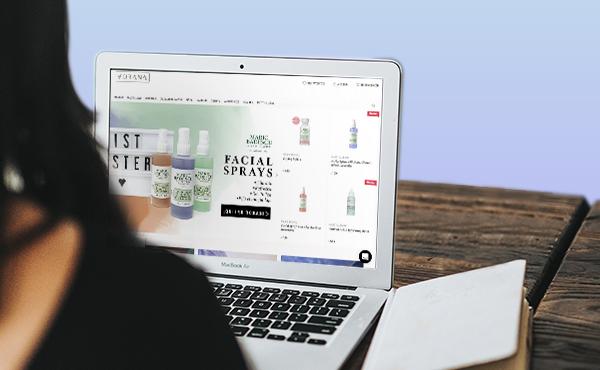 Comprar por internet es mucho más practico
