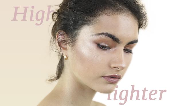 highlighter o iluminador para la cara