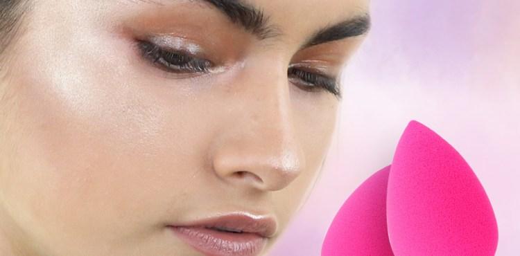Tips para usar correctamente tu Beautyblender