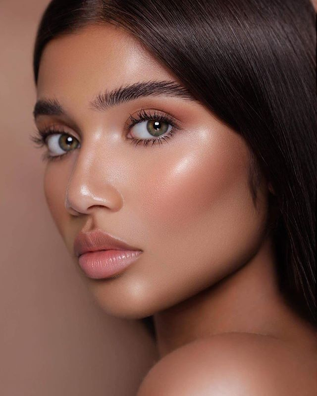 maquillaje natural makeup no makeup look