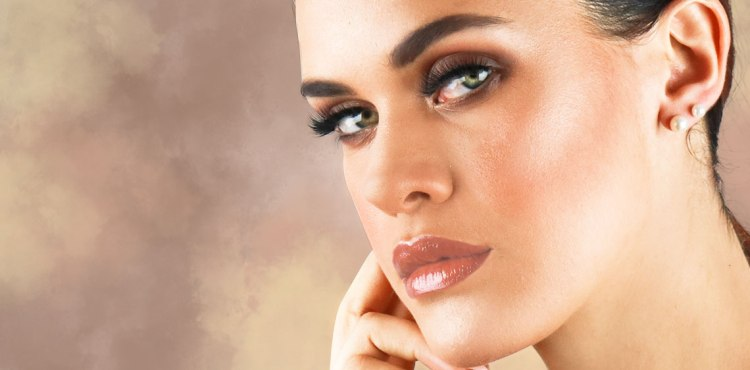 looks de maquillaje con Lilly Lashes
