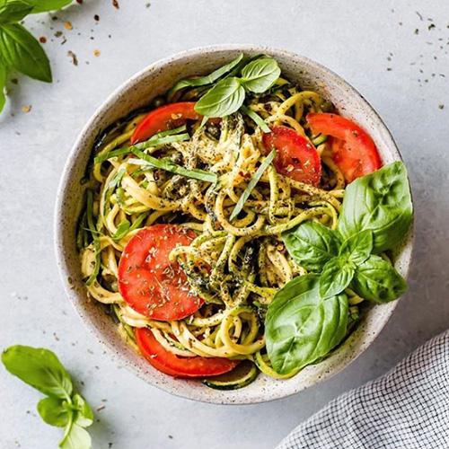 pasta con vegetales para cejas perfectas