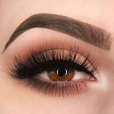 Maquillaje de ojos con transición