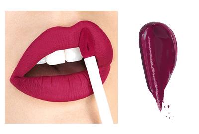 lipstick colores intensos para la temporada otoño invierno