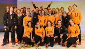 Olympische ploeg