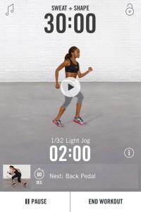 NTC workout