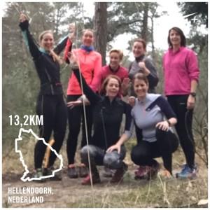 Trailen bij Hellendoorn