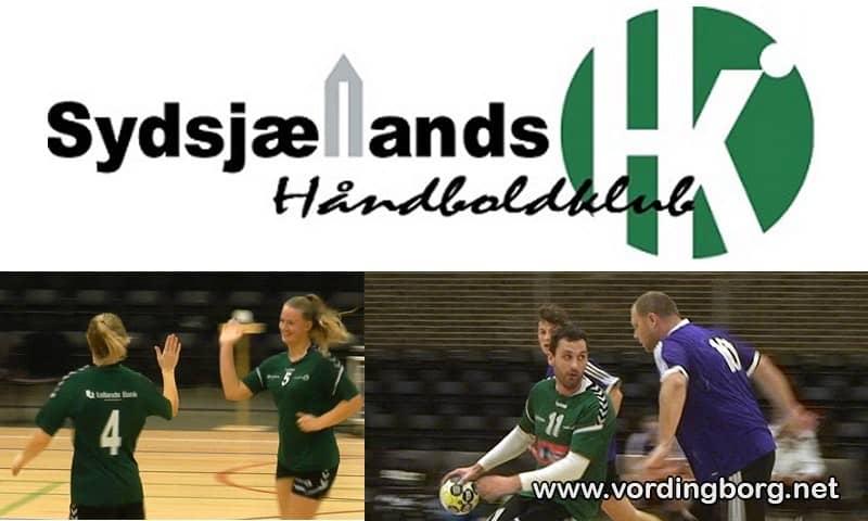 Resultater og kampprogram fra Sydsjællands Håndboldklub uge 42/43 2019