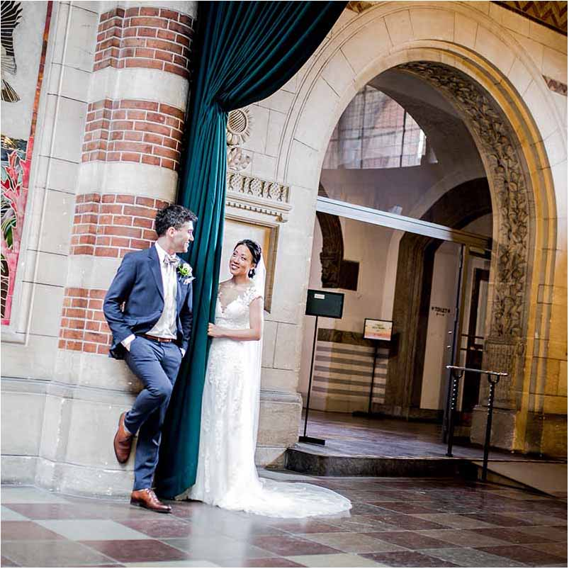 copenhagen city hall wedding photographer