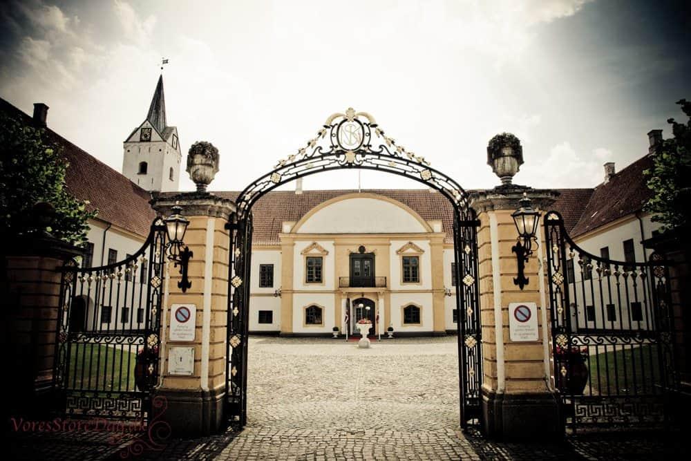 bryllup dronninglund slot 1