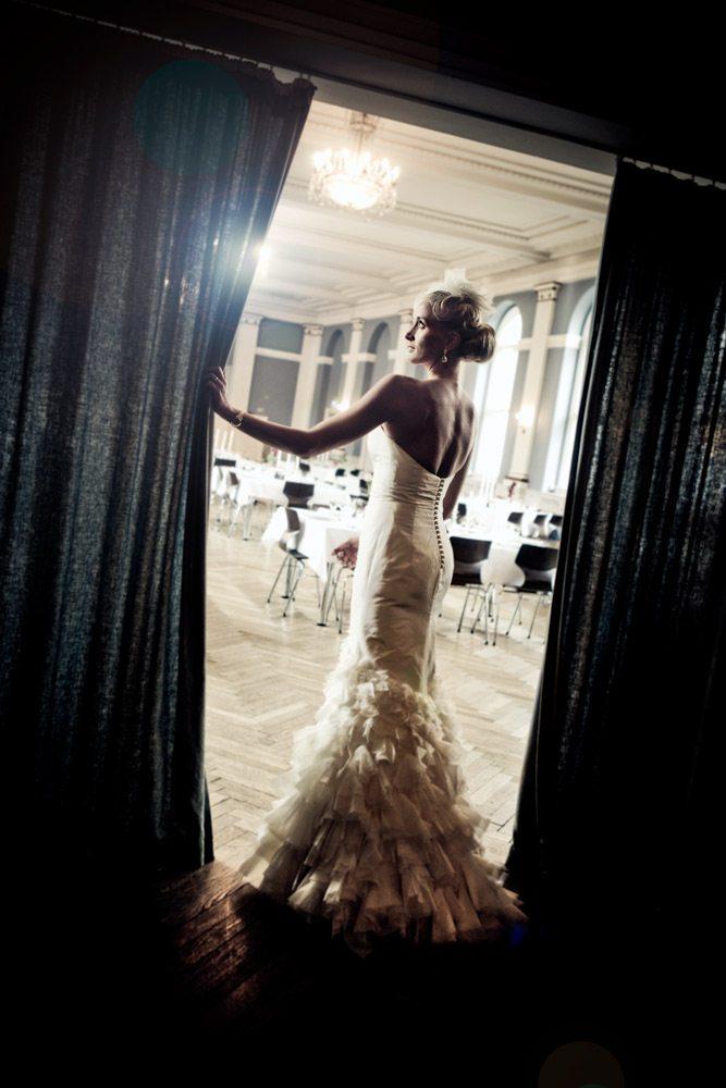 bryllupsfotografering i og omkring Hirtshals