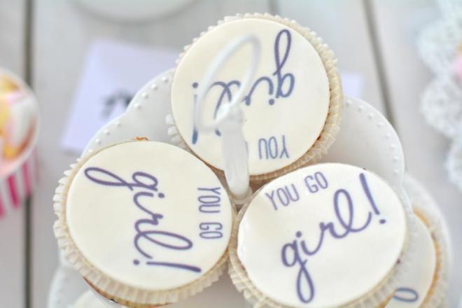 Blogger Club gofeminin Cupcakes