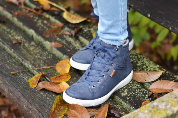 Ecco Schuhe S7 Teen Gore Tex Herbst