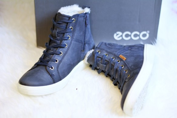 Ecco Schuhe S7 Teen Gore Tex