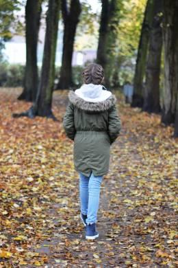 Gore Tex Ecco Schuhe Teenieschuhe Spaziergang im ParkLifestyle Blog Hannover wasserdichte schuhe