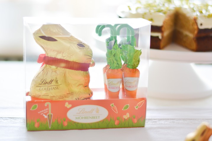 Goldhase lindt ostern