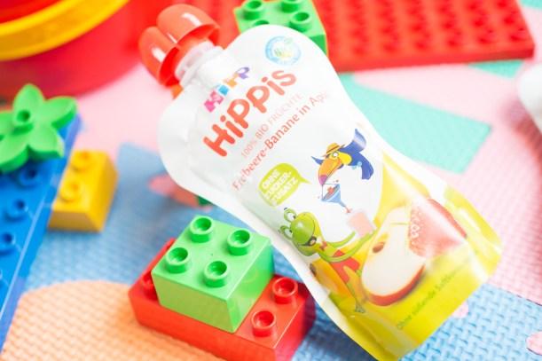 hipp hippis pause fruchtgenuss
