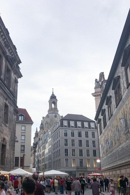 Dresden deutschlandtour sommermomente