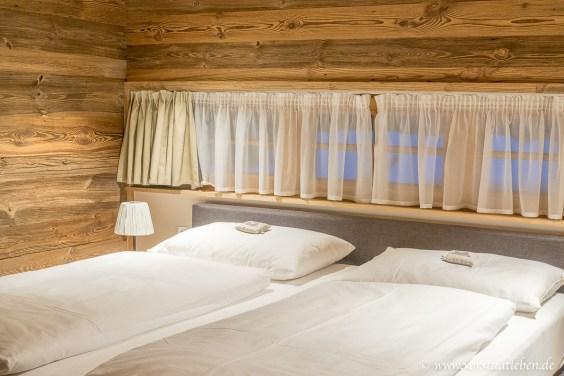 chalet im weidach schlafzimmer