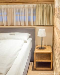 schlafzimmer chalet im weidach ferienhaus
