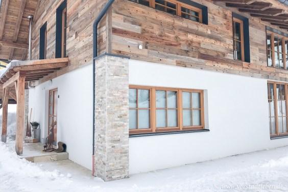 winterurlaub chalet im weidach leutasch schnee