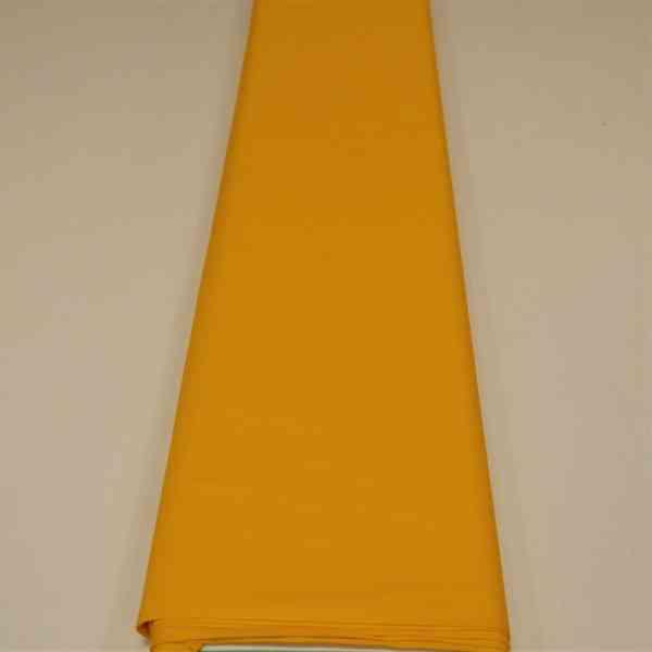 57.01018.017 100%Katoen Uni geel