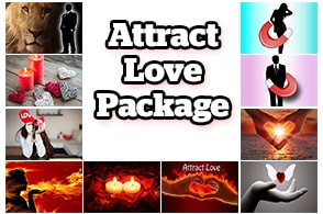 Attract Love Package