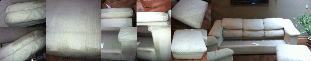 sofa set cleaned by vortex cleaning llc