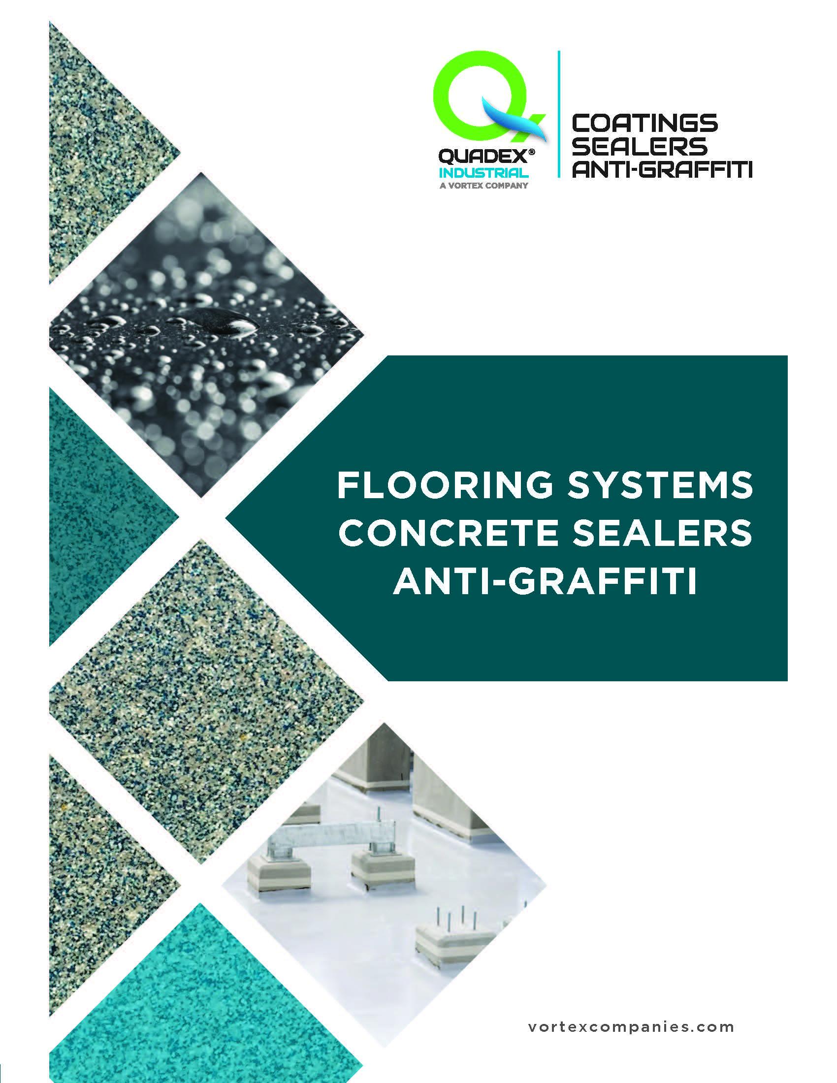 Quadex Industrial Brochure Cover
