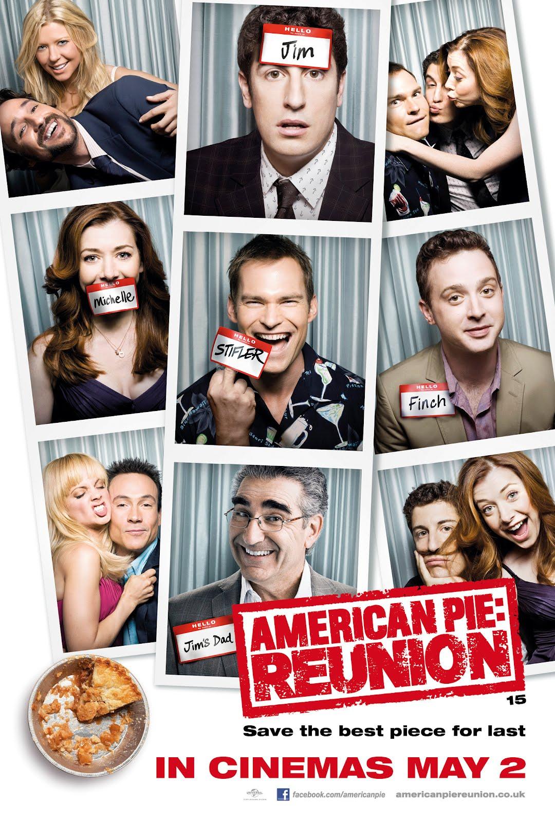 Poster do filme American Pie: O Reencontro