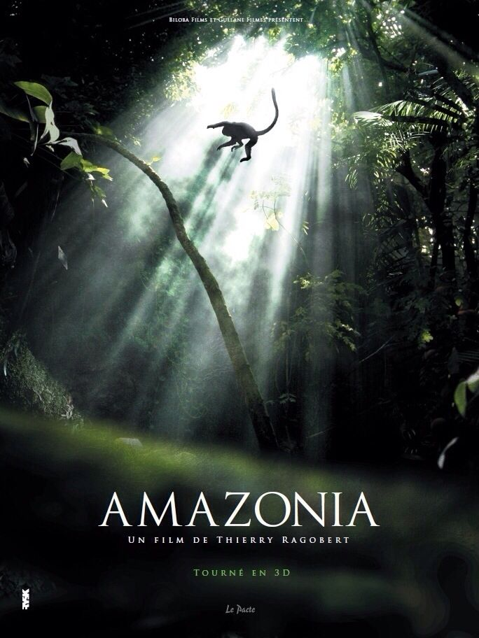 Poster do filme Amazônia