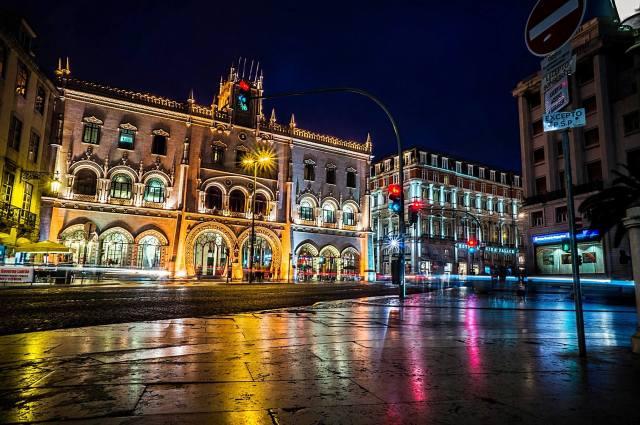 Noite em Lisboa - João Santos