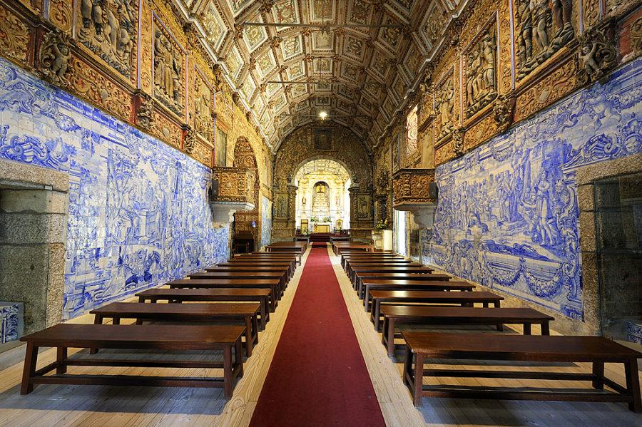 Igreja de São Martinho de Soalhães