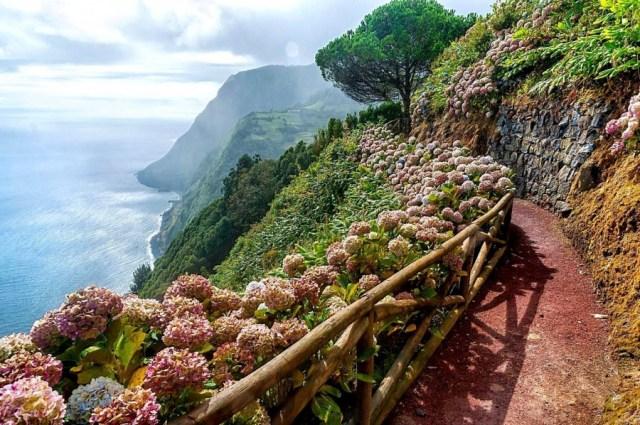locais para visitar na Ilha de São Miguel