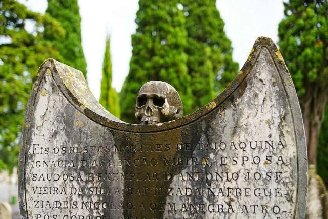 Cemitério dos Prazeres - Jack Snow
