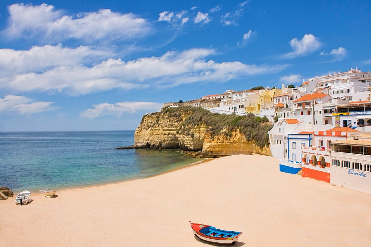 praias mais bonitas do Algarve