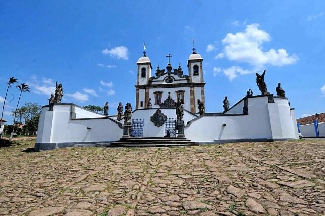 Basílica do Senhor Bom de Matosinhos - Congonhas