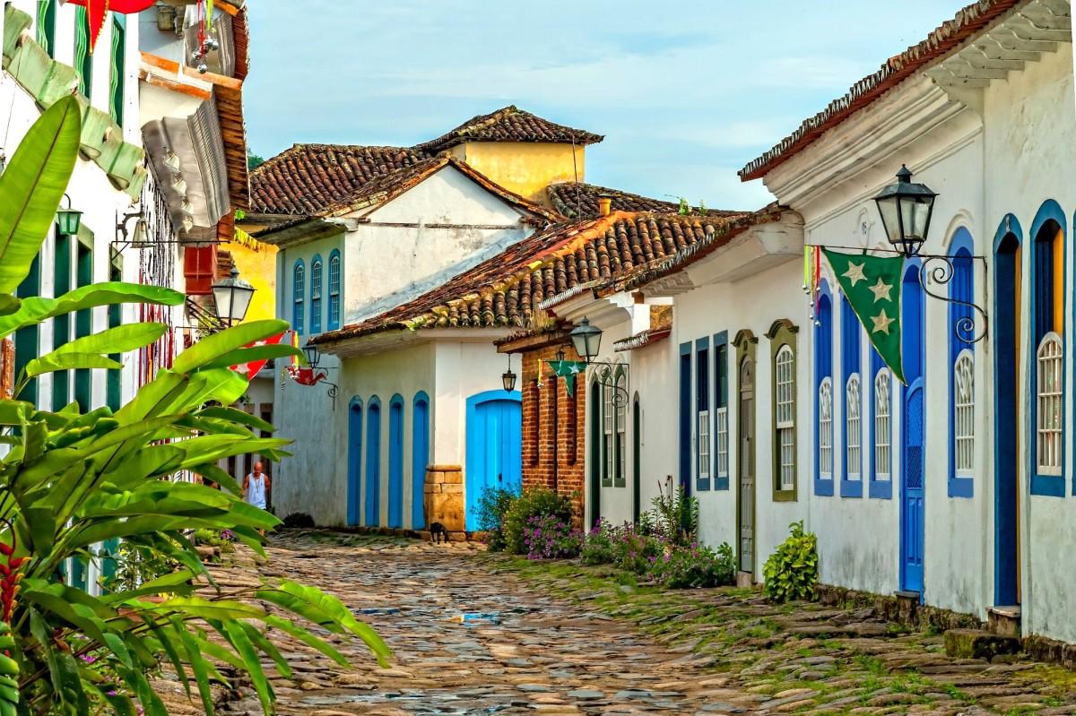 cidade do Brasil mais bonita