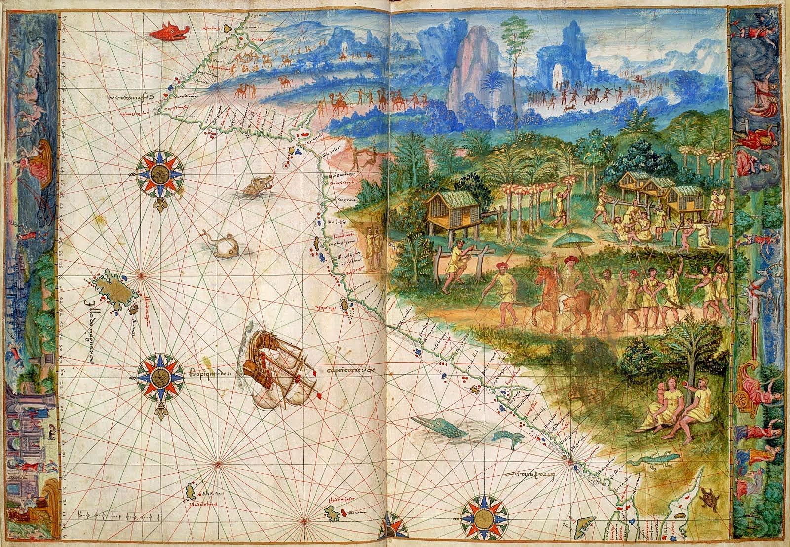 Terra Java - east coast of Australia (1)