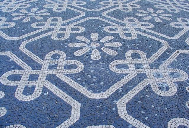 Origem da calçada portuguesa